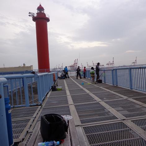 施設 大黒 海 釣り